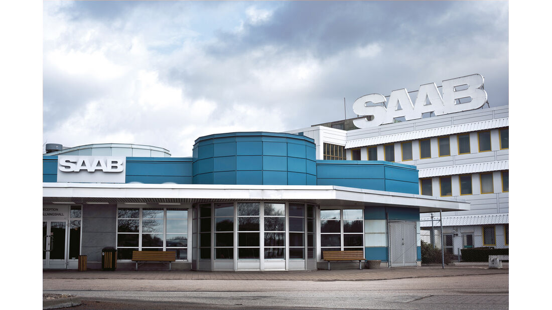 Saab, Zentrale