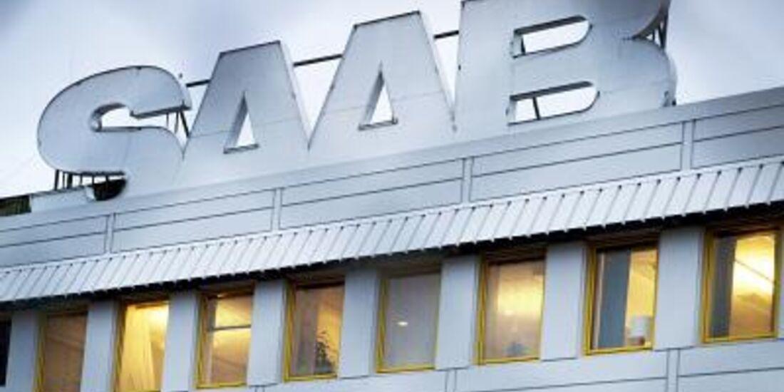 Saab meldet Insolvenz an