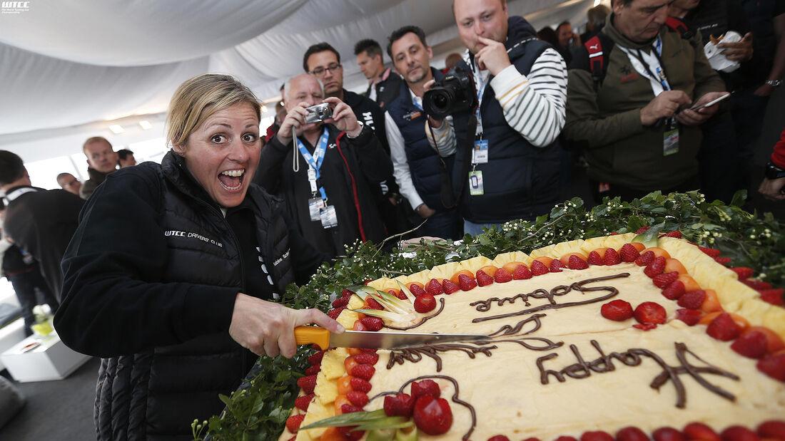 Sabine Schmitz - FIA WTCC