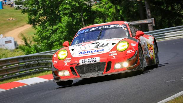 Sabine Schmitz - Porsche 911 GT3 R - Frikadelli Racing