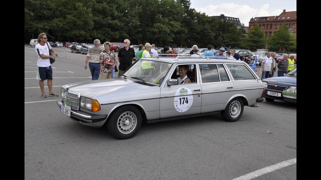 Sachsen Classic 2009 - Saab 93 B deluxe
