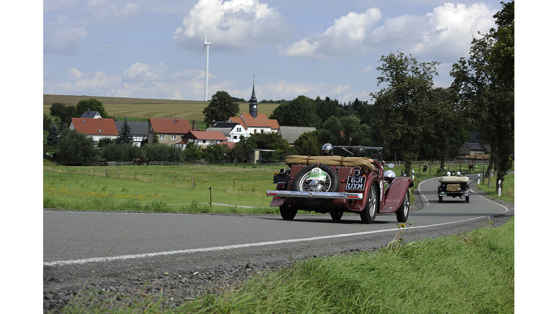 Sachsen Classic 2010, Etappe Sachsenring