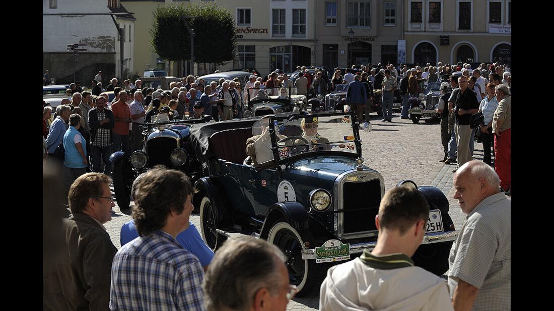 Sachsen Classic 2010, Impressionen der Vogtland-Etappe