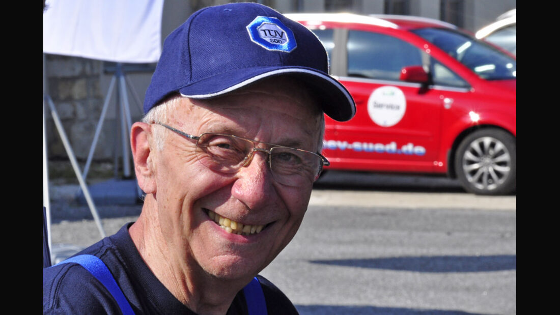 Sachsen Classic 2011, erste Etappe, Start in Dresden
