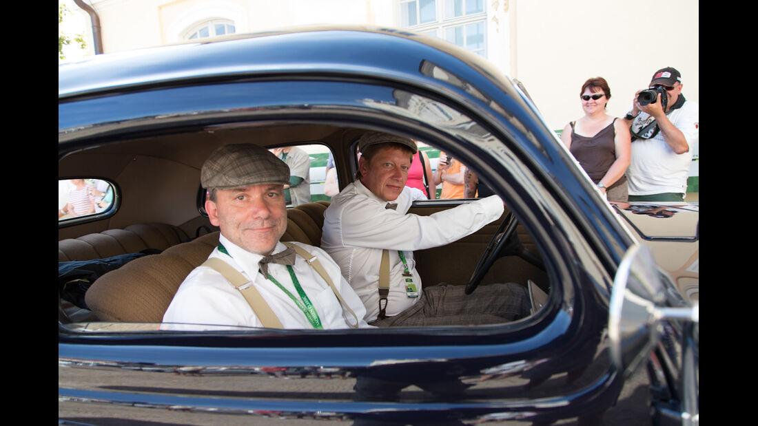 """Sachsen Classic 2012, Etappe """"Gläserne Manufaktur"""""""