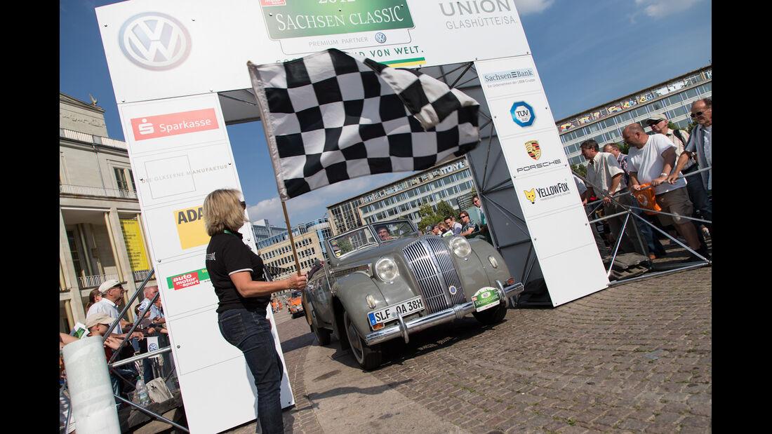 Sachsen Classic 2012, Leipzig-Etappe