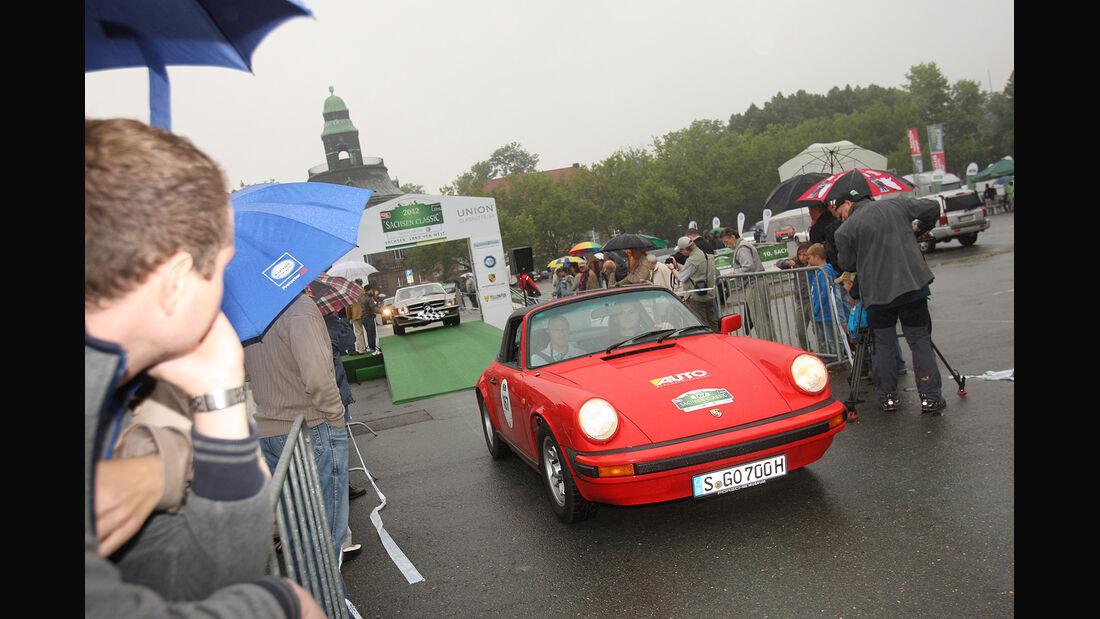 Sachsen Classic 2012, Sachsenring-Etappe