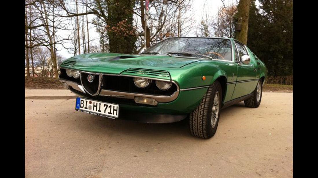 Sachsen Classic 2012, Teilnehmer, Alfa Romeo Montreal