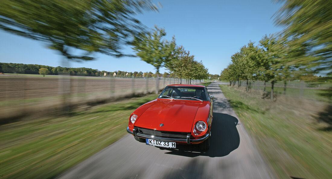 Sachsen Classic, 2012, Teilnehmer - DATSUN 240 Z
