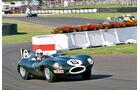 Sachsen Classic, 2012, Teilnehmer - Jaguar D-Type