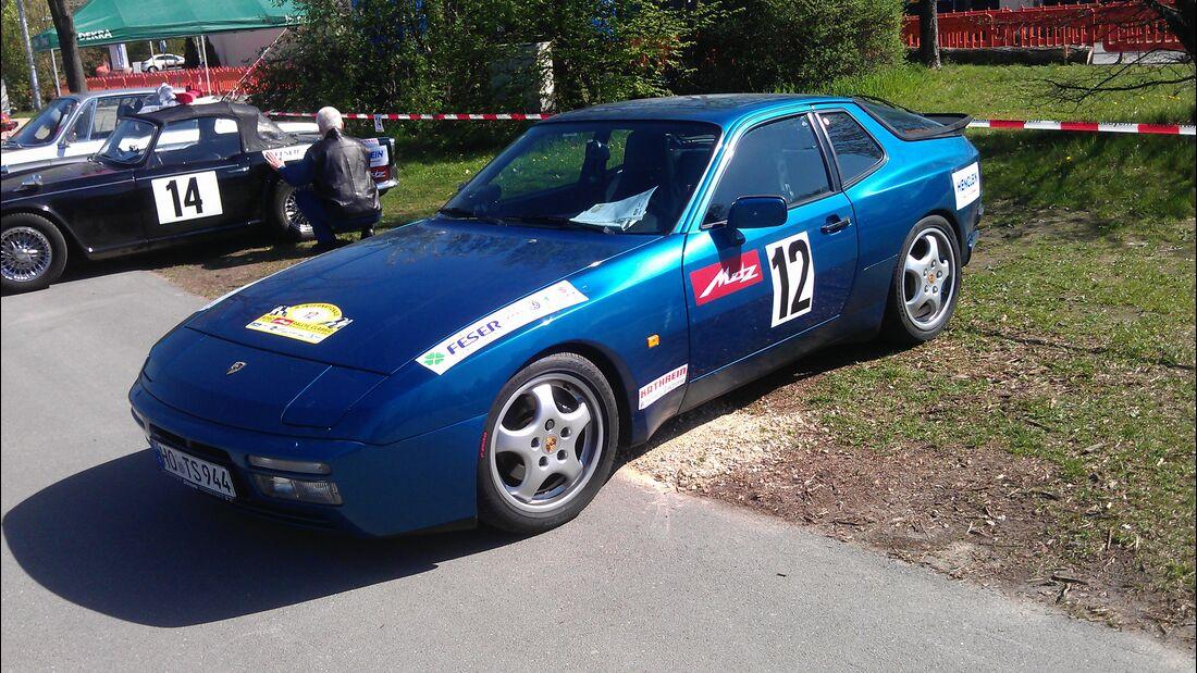 Sachsen Classic 2012, Teilnehmer, Porsche 944 S
