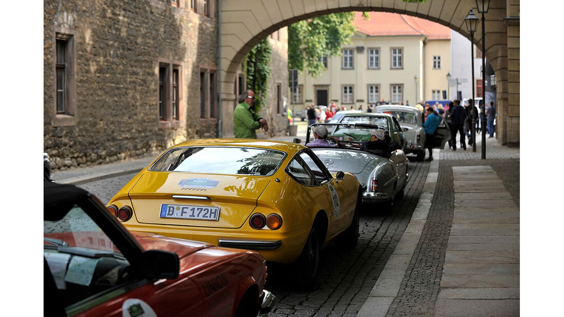 """Sachsen Classic 2014, Highlights der Etappe """"Dreiländereck"""""""