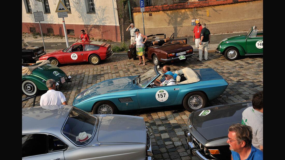 Sachsen Classic 2015, Tag 2, Highlights