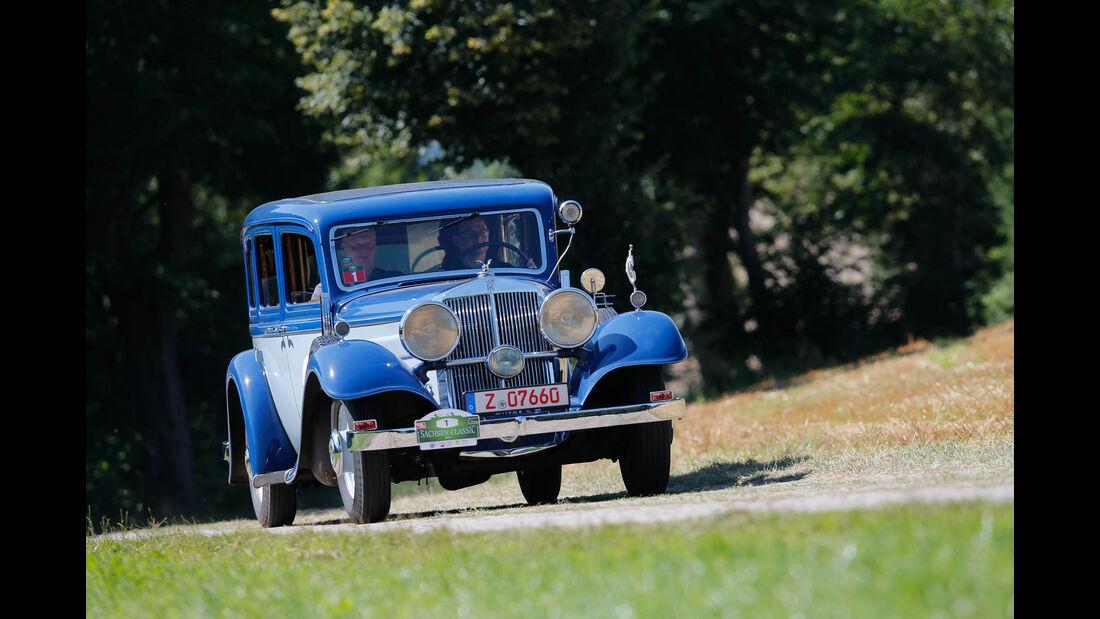 Sachsen Classic 2016, Horch 8 Typ 750 B Pullman