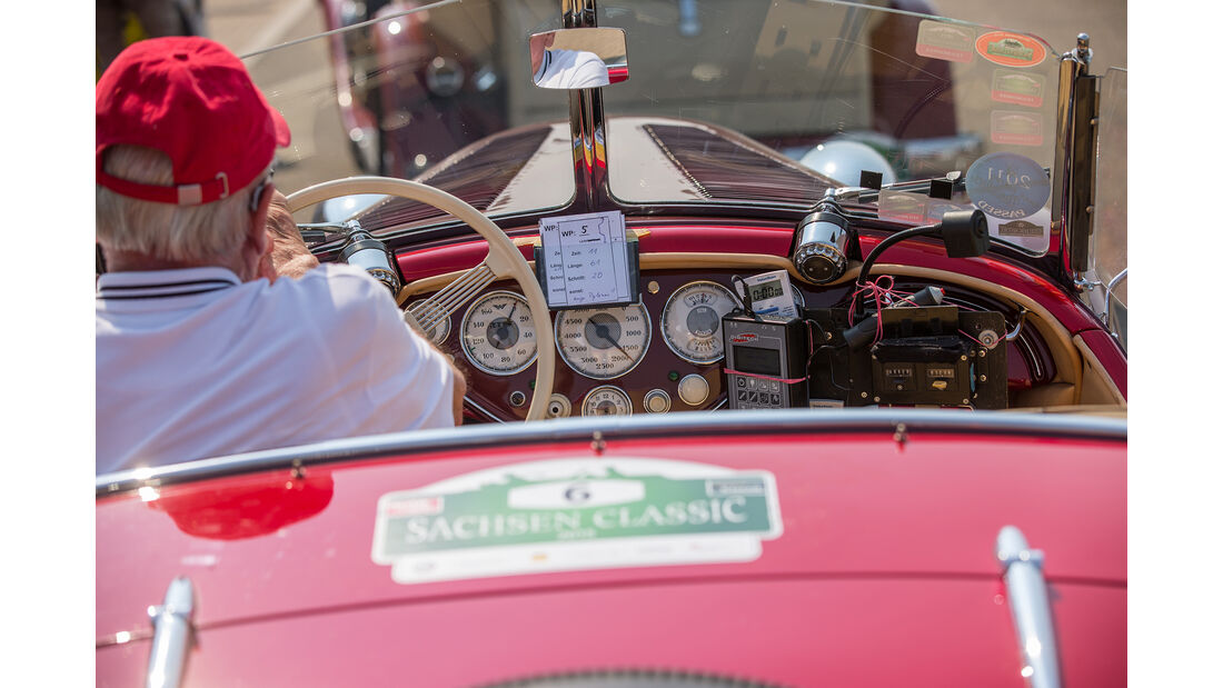 Sachsen Classic 2016, Timing ist Alles