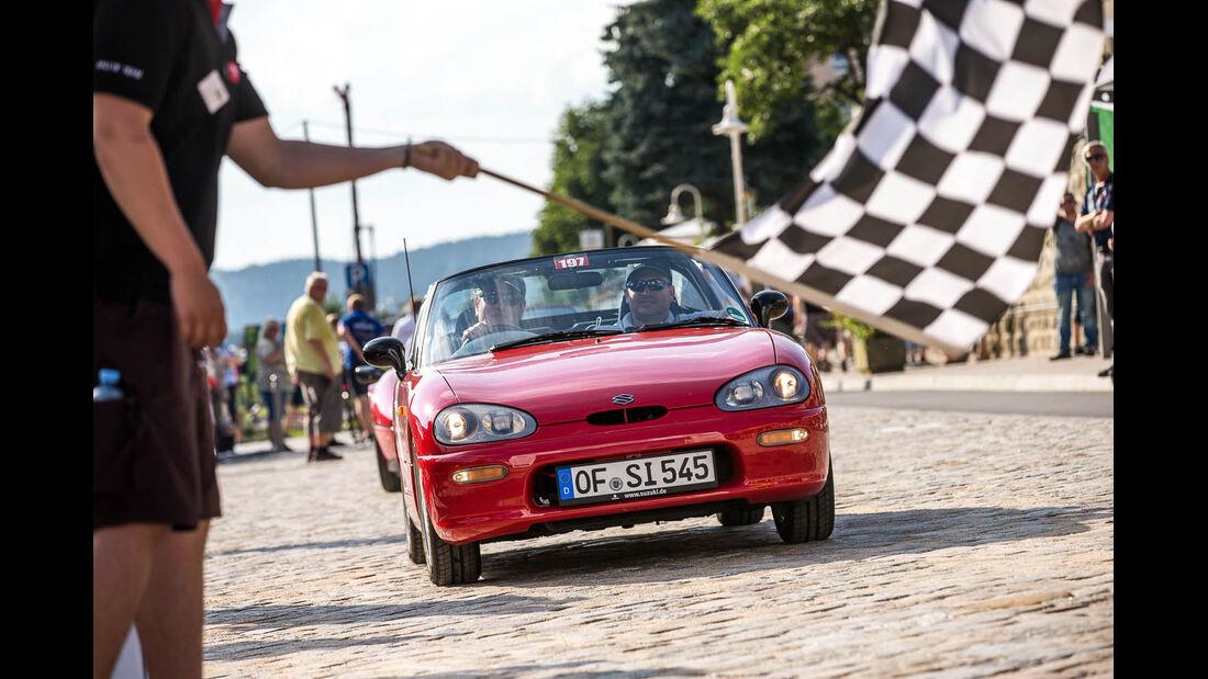 Sachsen Classic 2017, Tag 2