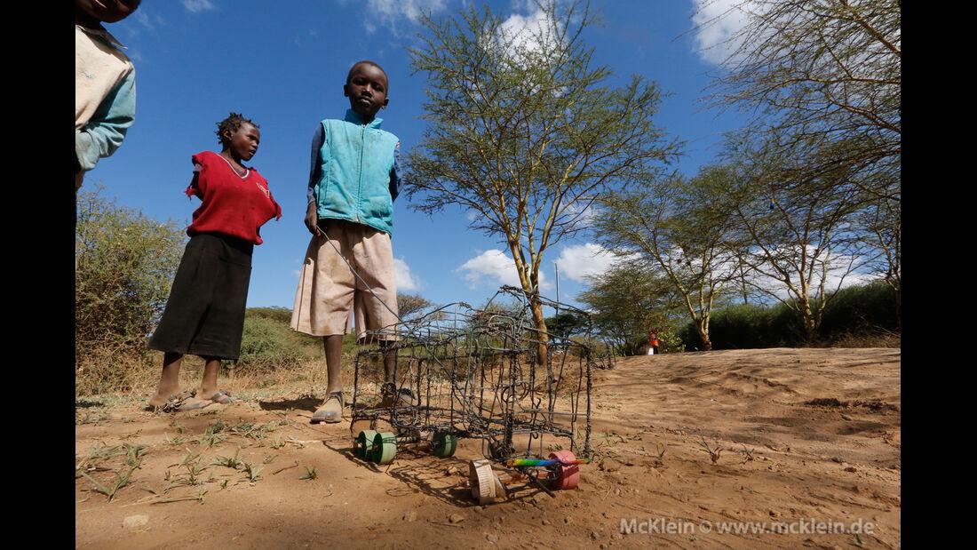 Safari-Revival Ostafrika, Kinder, Kinderspielzeug