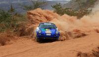 Safari-Revival Ostafrika, Porsche 911, Blomqvist