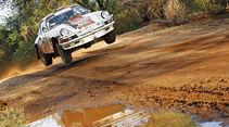 Safari-Revival Ostafrika, Porsche 911, Sprung