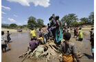 Safari-Revival Ostafrika, Rennszene, Zuschauer