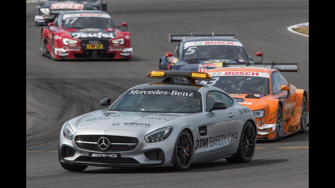 Safety Car - DTM - Lausitzring 2015