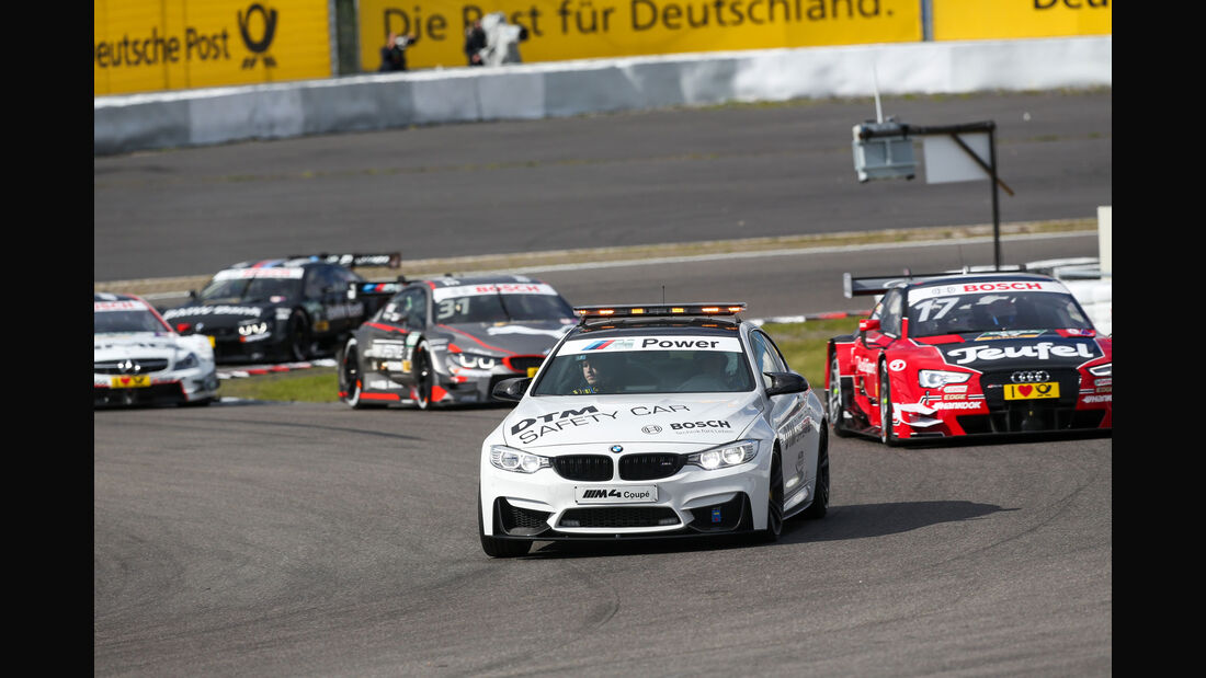 Safety Car - DTM - Nürburgring - 2. Rennen - Sonntag - 27.9.2015