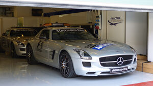 Safety-Car - Formel 1 - GP Abu Dhabi - 20. November 2014