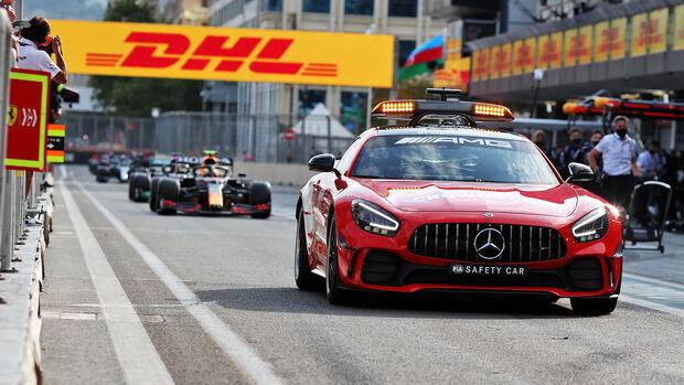 Safety-Car - Formel 1 - GP Aserbaidschan 2021