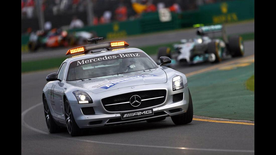 Safety Car - Formel 1 - GP Australien - 16. März 2014