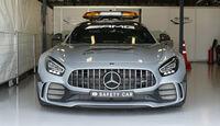Safety-Car - Formel 1 - GP Australien - Melbourne - 13. März 2019