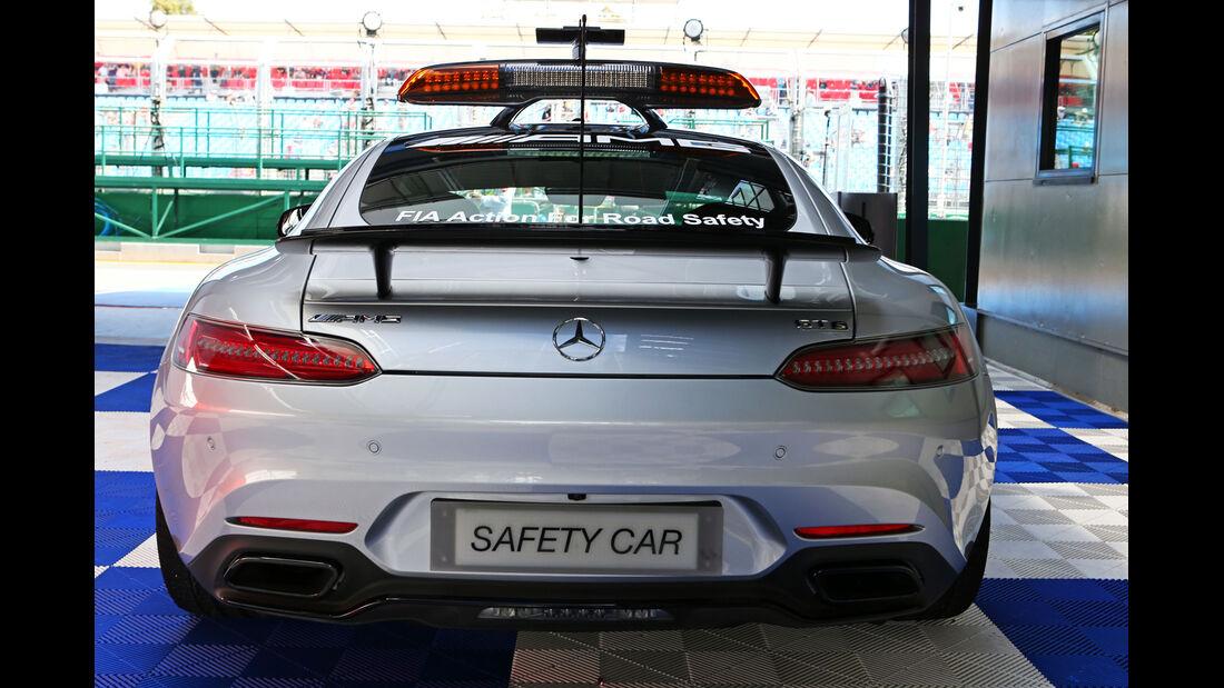 Safety-Car - Formel 1 - GP Australien - Melbourne - 14. März 2015
