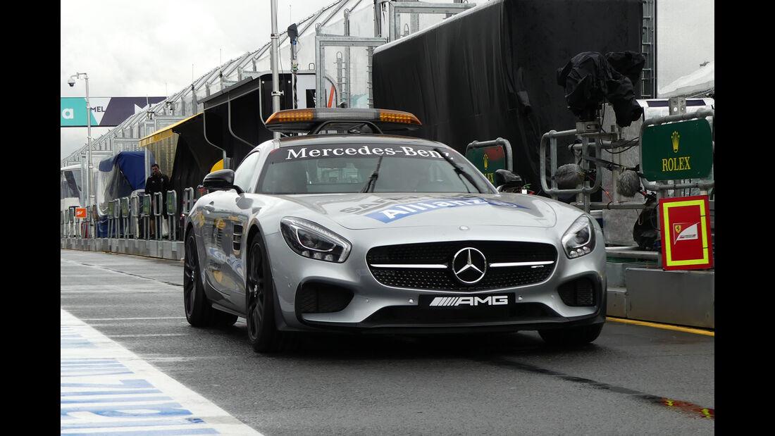 Safety-Car - Formel 1 - GP Australien - Melbourne - 18. März 2016