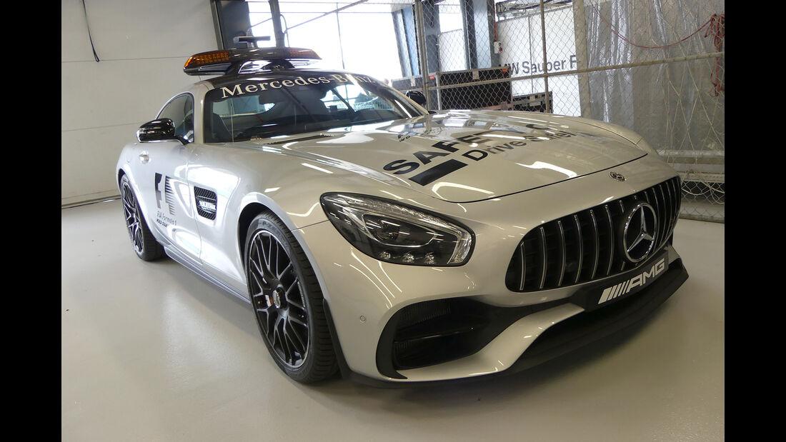 Safety-Car - Formel 1 - GP Australien - Melbourne - 22. März 2017