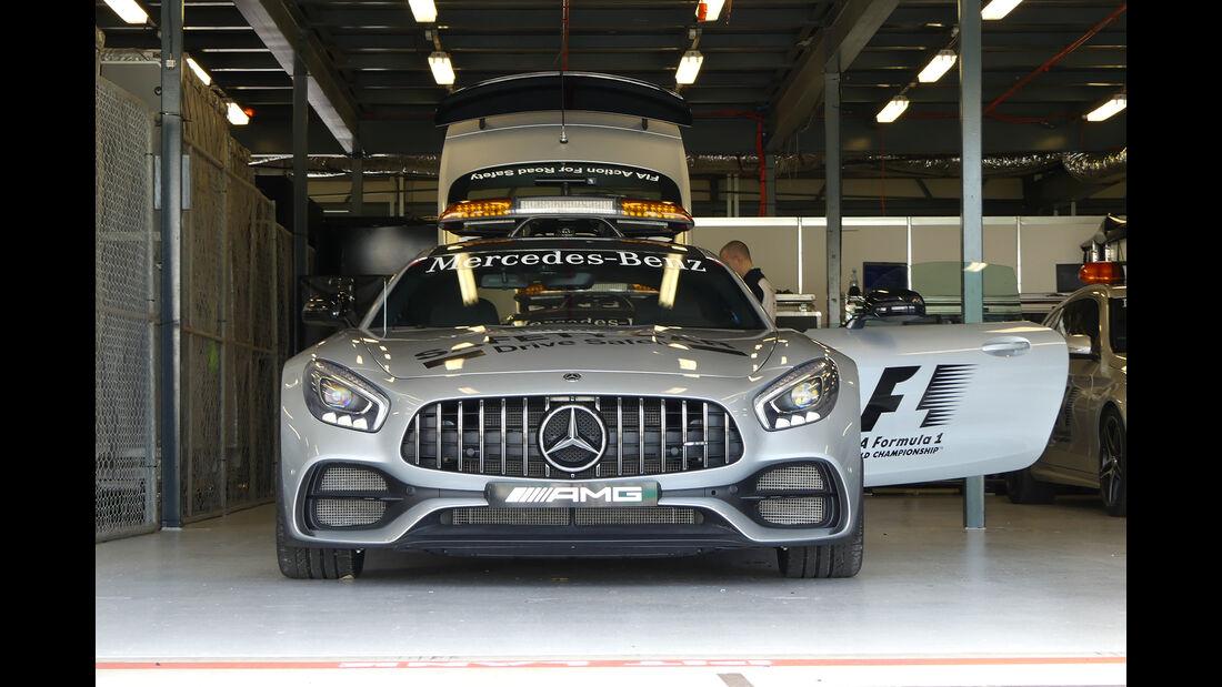 Safety-Car - Formel 1 - GP Australien - Melbourne - 23. März 2017