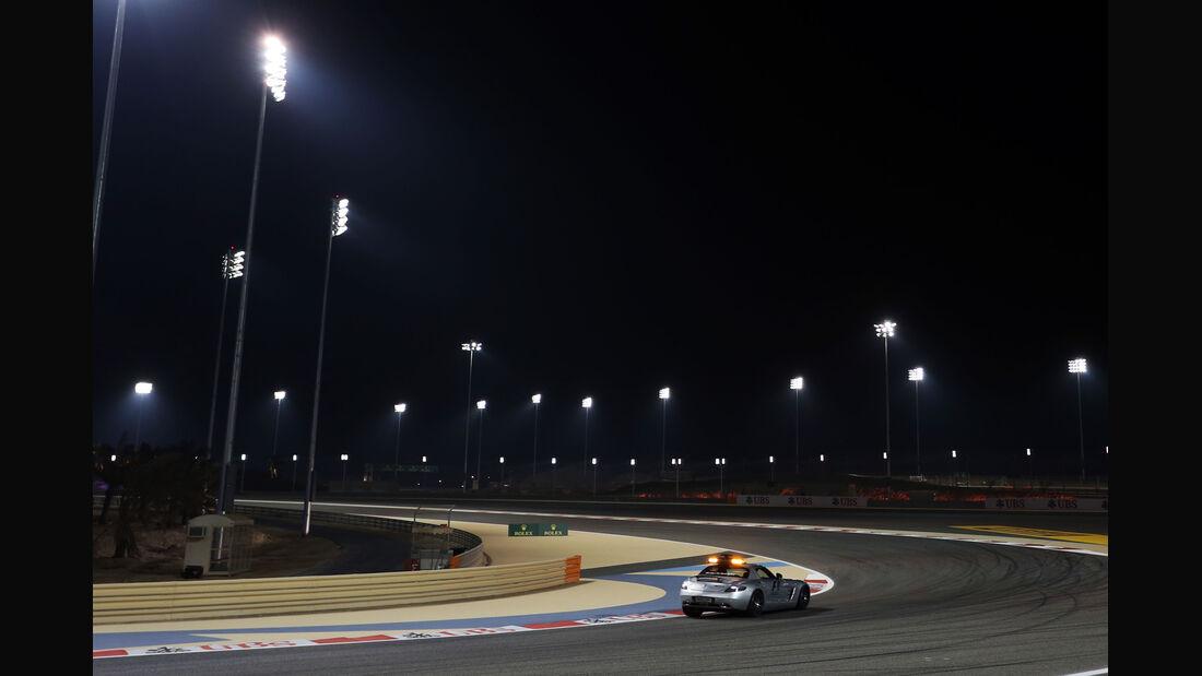 Safety-Car - Formel 1 - GP Bahrain 2014