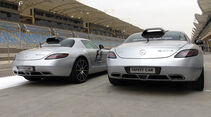 Safety Car - Formel 1 - GP Bahrain - Sakhir - 3. April 2014ety-Car