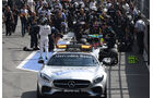 Safety-Car - Formel 1 - GP Belgien 2016