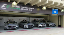 Safety Car - Formel 1 - GP Brasilien- 12. November 2015