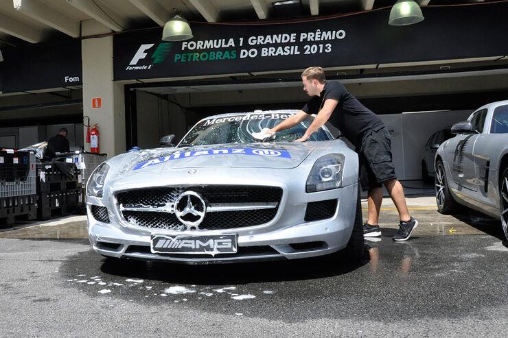 Safety-Car - Formel 1 - GP Brasilien - 20. November 2013