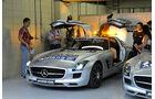 Safety-Car - Formel 1 - GP Brasilien - 21. November 2013