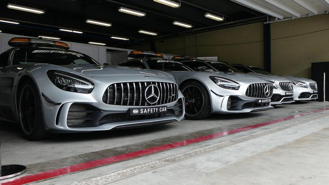 Safety-Car - Formel 1 - GP Brasilien - Sao Paulo - 13. November 2019