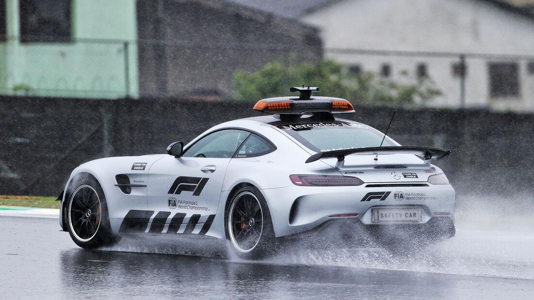 Safety-Car - Formel 1 - GP Brasilien - Sao Paulo - 15. November 2019
