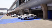 Safety Car - Formel 1 - GP China - 10. April 2013