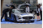 Safety Car - Formel 1 - GP China - 11. April 2013