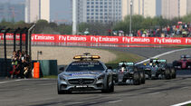 Safety Car - Formel 1 - GP China 2015