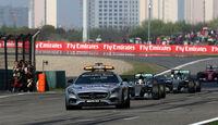 Safety Car - Formel 1 - GP China 2015