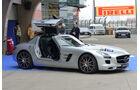 Safety-Car - Formel 1 - GP China - Shanghai - 18. April 2014