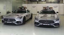 Safety Car - Formel 1 - GP China - Shanghai - 6.4.2017