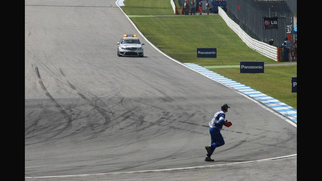 Safety Car - Formel 1 - GP Deutschland - 22. Juli 2012