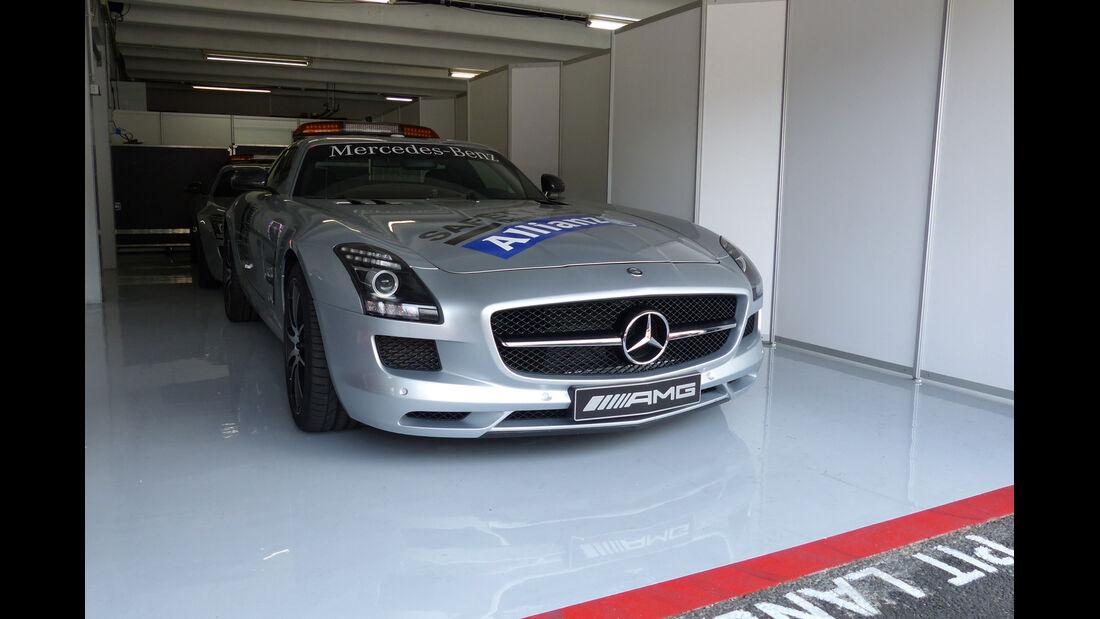 Safety-Car - Formel 1 - GP Deutschland - Hockenheim - 16. Juli 2014